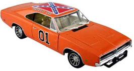 CAR GENERAL LEE 69 COD: AMM964