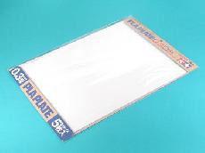 Plastic Plate 0.3mm B4*5 COD: 70122