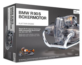 BMW R90 S- BOXERMOTOR COD: 67009