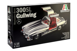 MERCEDES-BENZ 300 SL GULLWING COD: 3612