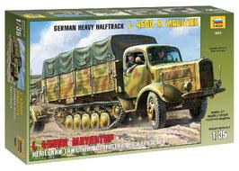 German half-truck Maultier 4,5t Truck COD: 3603