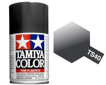 Metallic Black 100ml Spray COD: TS40