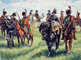 WATERLOO (200years) Napoleon's General Staff COD: 6016