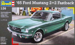 '65 Ford Mustang 2+2 Fastback COD: 07065