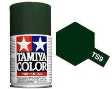 British Green 100ml Spray COD: TS9