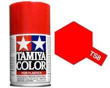 Italian Red 100ml Spray COD: TS8