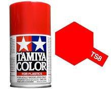 Italian Red 100ml Spray COD: TS8