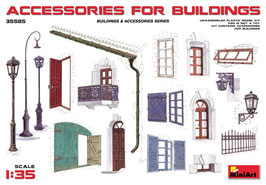 Accessories for buildings  COD: 35585