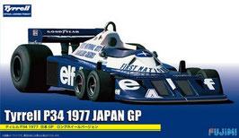 1/20 Tyrrell P34 1977 Japan GP  COD: 09205