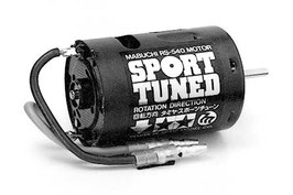RC RS540 Sport Tuned Motor COD: 53068