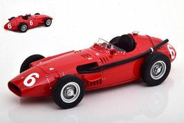 Maserati 250F #6 GP Italy 1957 Jean Behra COD: CMR182
