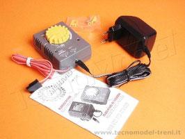 Trasformatore/Raddrizzatore con regolatore di velocità elettronico COD: F371/A