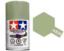 Gray-Green 100ml Aircraft Spray COD: AS29