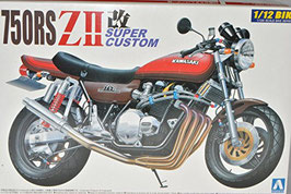 KAWASAKI 750 RS zii SUPER CUSTOM COD: 041789