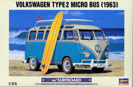 VW TYPE 2 MICRO BUS COD: 20247