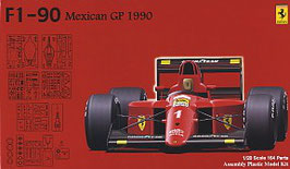 Ferrari 641/2 Mexican Grand Prix 1990 COD: 090436