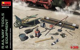 Railway Tools & Equipment  COD: 35572