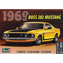 1969 boss 302 mustang COD: 14313