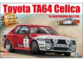 Toyota TA64 Celica '85 Haspengouw Rally Ver. COD: BE24021