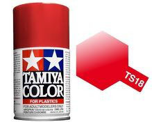 Metallic Red 100ml Spray COD: TS18