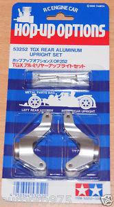 TGX Rear Aluminum Upright Set COD: 53252