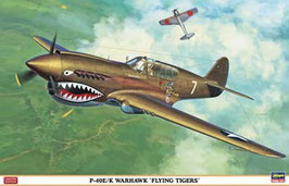 P-40E/K Warhawk Flying COD: 8226