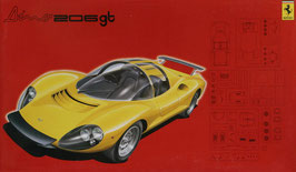Ferrari Dino 206 GT COD: 123639