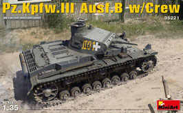 Pz. Kpfw. III Ausf. B COD: 35221