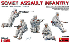 Soviet Assault Infantry COD: 35226
