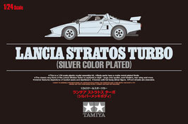 LANCIA STRATOS TURBO Silver Edition COD: 25418