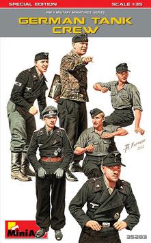 German Tank crew. Special Edition  COD: 35283