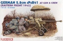 GERMAN 2.8 cm sPzB41 COD: 6056