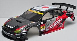 1/10 Cusco Dunlop Subaru COD:51375