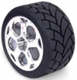 COPPIA DI GOMME Tyre 1/5 COD: H501
