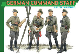 GERMAN COMMAND STAFF COD: 6213