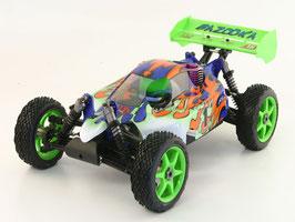 1/8 auto radiocomandata a scoppio buggy 4wd COD: 2400-01