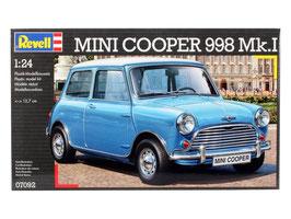 mini cooper 998 mk.i (cars) COD: 07092