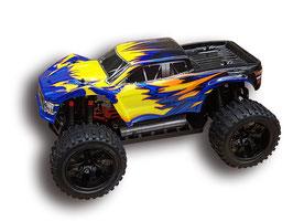 1/10 auto radiocomandata elettrica monster truck 4wd COD: 1100-03