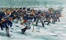 Prussian Infantry COD: 6067
