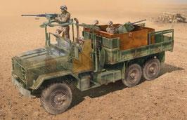 U.S. Armoured Gun Truck COD: 6503
