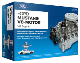 FORD MUSTANG V8 ENGINE COD: 67500
