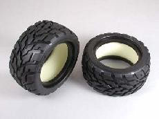 NDF01 V-Tread Block Tires COD: 53854