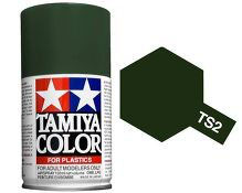 Dark Green 100ml Spray COD: TS2