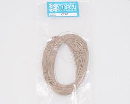 Corda diametro 0,25 mm matassa 40 m COD: C280