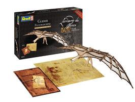 Leonardo da Vinci Glider COD: 00516