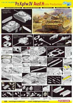 Pz.Kpfw.IV Ausf.H Late Production COD: 6300