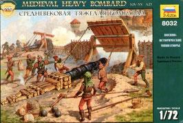 Medieval Heavy Bombard COD: 8032