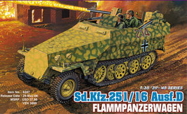 Ausf.D Flammpanzerwagen COD: 6247