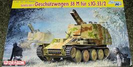 SdKfz 138/1 Geshutzwagen 38M  COD: 6429