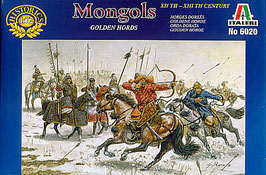 Mongols on horseback COD: 6020